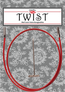 ChiaoGoo Twist Red kabel Small