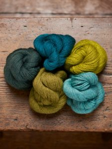 Exmoor sock yarn